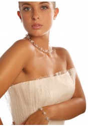 Cristal bridal necklace