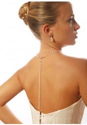 Douceur bridal necklace