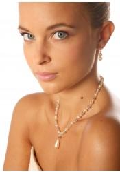 Margaux bridal necklace