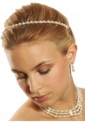Innocence bridal tiara