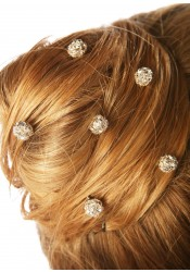 Gouttes bridal hair pins
