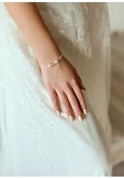 Anna bridal bracelet